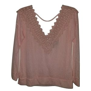 ANTHROPOLOGIE DEJA VU Women's Top